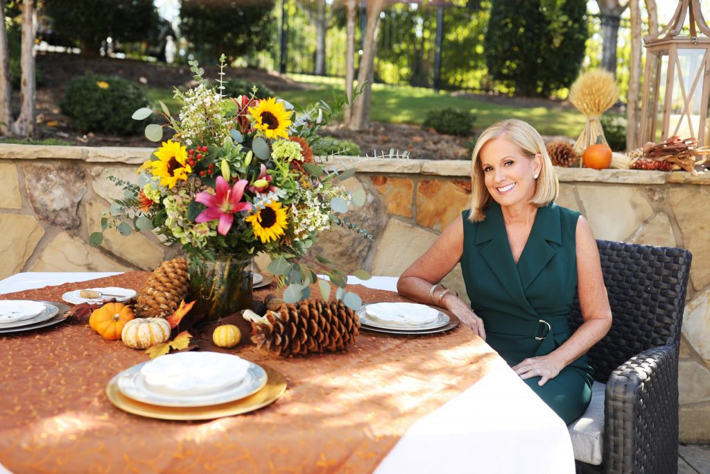 Entertaining Tips from Lori's Holiday Kitchen