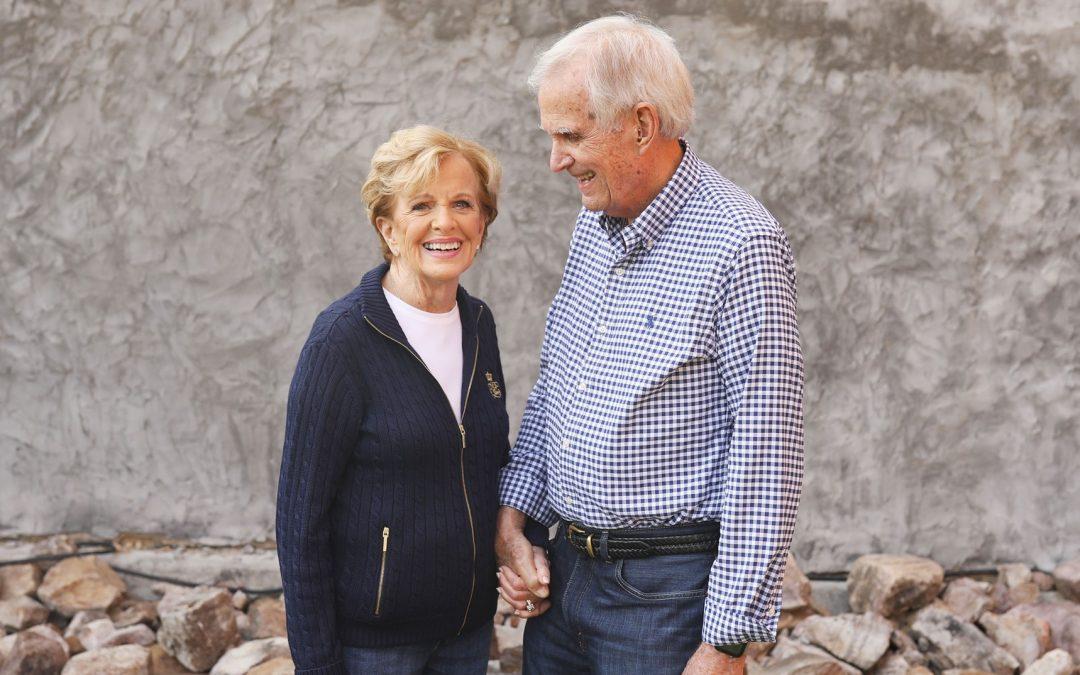 Lori Allen's parents