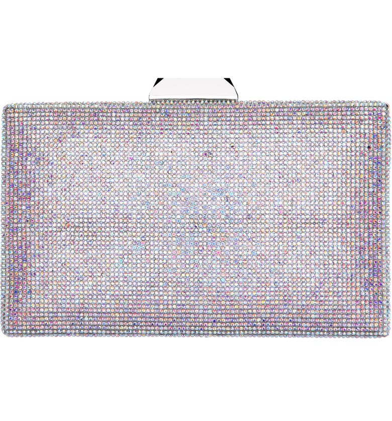 Beaded clutch from Nordstrom