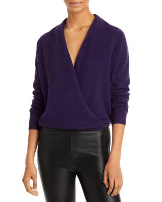 Jewel Tone Cashmere sweater from Bloomingdales